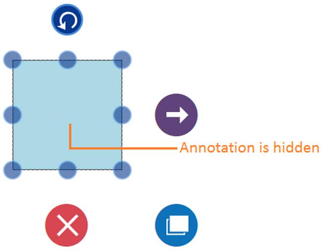 Hiding Annotation in WPF Diagram