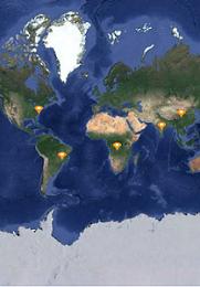 Google maps using xamarin SfMaps