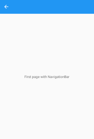 With NavigationBar in SfNavigationDrawer