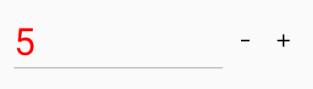 SfNumericUpDown Normal Numeric Format