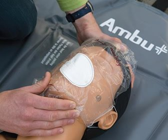 View the product AmbuⓇ ResKey Face Shield