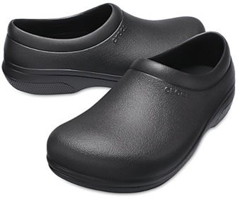 View the product Crocs On-The-Clock Work Slip-Ons