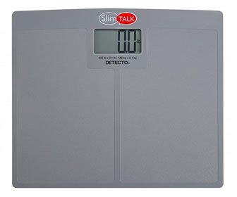 View the product Detecto SlimTalk Talking Scale