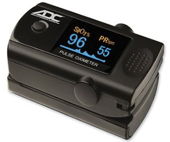View the product Diagnostix™ 2100 Fingertip Pulse Oximeter by ADC