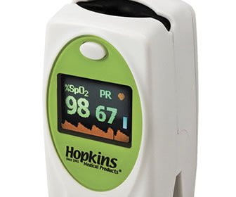 View the product HMP Pediatric Fingertip Pulse Oximeter
