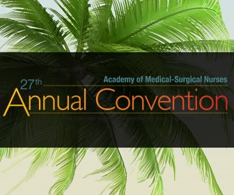 Academy of Medical Surgical Nurses Convention (AMSN) - Lake Buena Vista (Orlando), FL