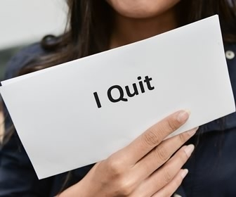 Gonna Quit: When Nursing Is Rough...