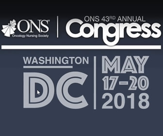 Oncology Nursing Society Annual Conference - Washington, D.C.