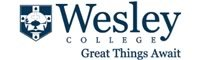 View the school Wesley College Department of Nursing