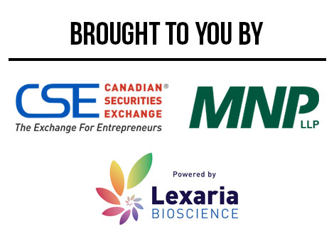 Sponsors for Cannabis in the Capital Markets - Kelowna