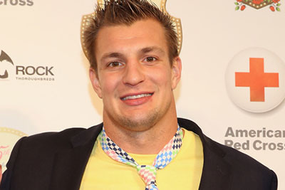 Rob Gronkowski Fillies and Stallions Celebrity