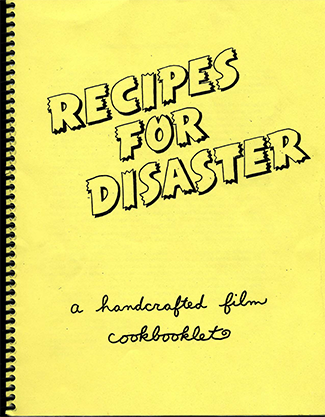 recipes for disaster helen hill