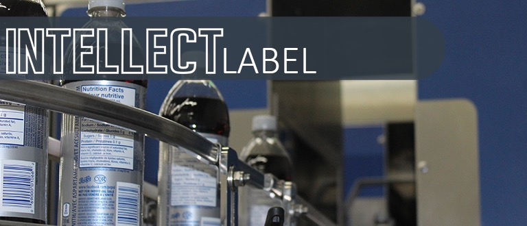 INTELLECT 360-degree label inspection solution