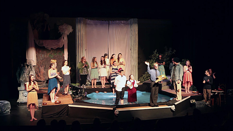 Thank-yous_Metamorphoses_VHS_Theater_Arts