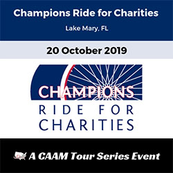 Champions Ride for Charities