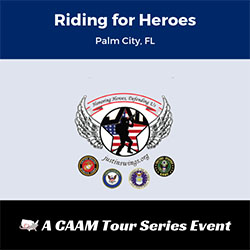 Riding for Heroes