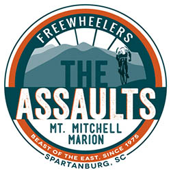 The Assaults on Mt. Mitchell and Marion