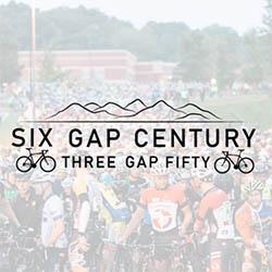 Six Gap Century & Three Gap Fifty Bike Ride