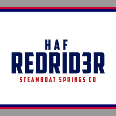 The Red Rider HAF