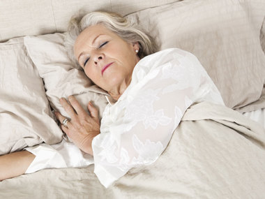Cognitive-behavioral therapy - helping Older People with Insomnia
