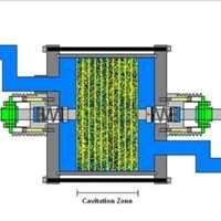 Cavitation Zone