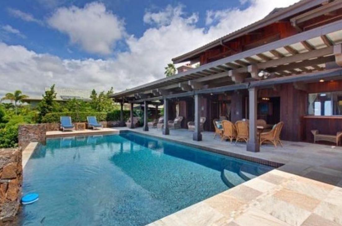 Pool 77-350 Ailina Street, Kailua Kona, Hawaii, 96740 Vacation Rental