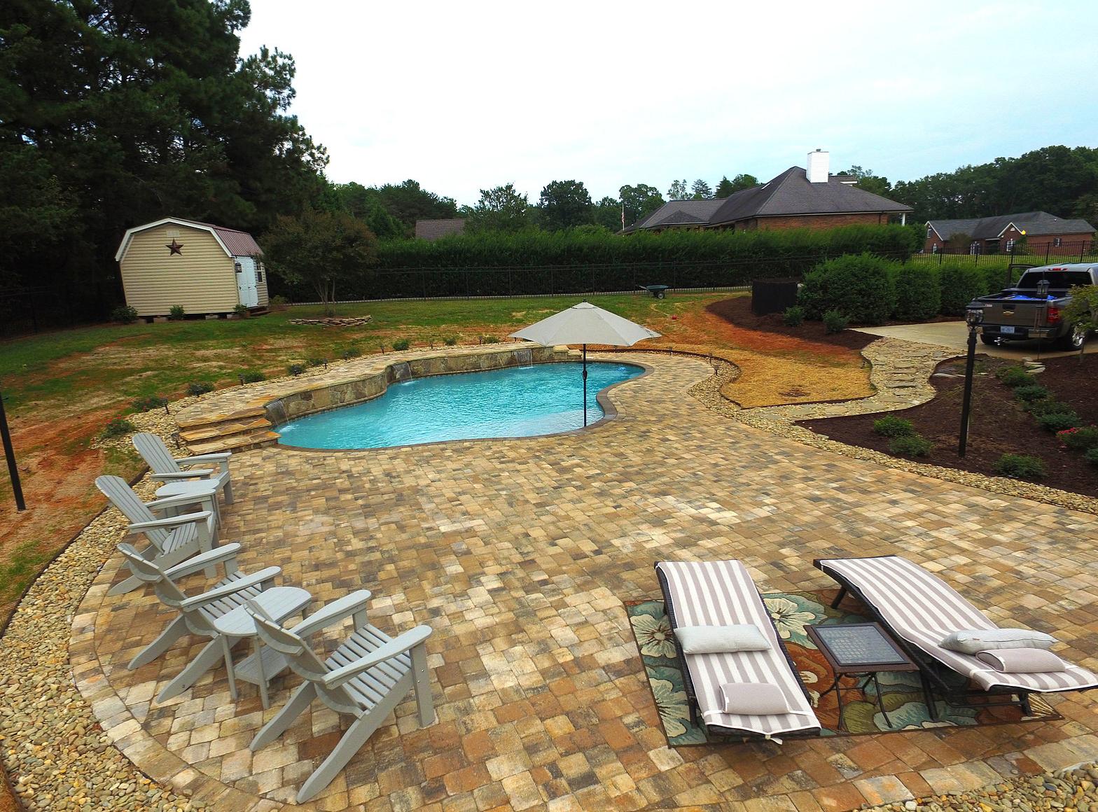 Charlotte North Carolina Concrete Pool Specialist Carolina Pool Consultants Can Transform Your
