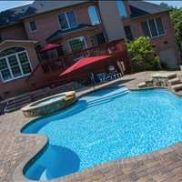 CPC Pools offers Custom Inground Concrete Pool Installation in Charlotte North Carolina 704-799-5236
