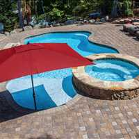 Charlotte North Carolina Concrete Pool Installation from CPC Pools Call Us At 704-799-5236