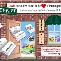 Long Island Writer' House, Huntington NY