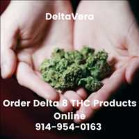 DeltaVera Delta 8 THC Gummies and Delta 8 Products For Sale Online 914-954-0163