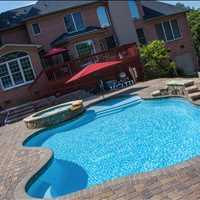 Inground Concrete Pool Installation in Gastonia North Carolina with CPC Pools Call us - 704-799-5236