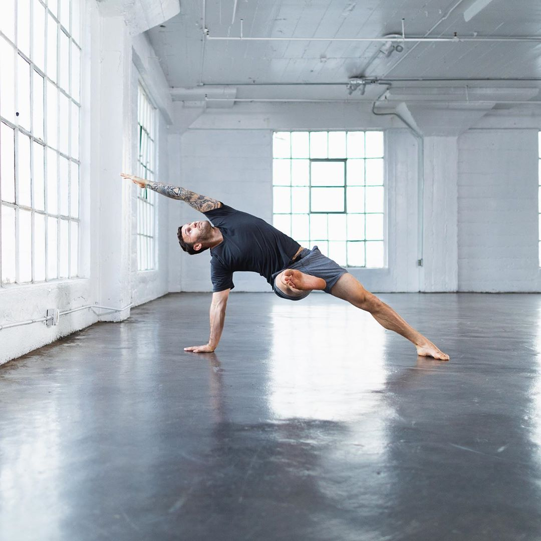 Yoga for cross-training, try my new Alo Moves course - Calvin Corzine Yoga
