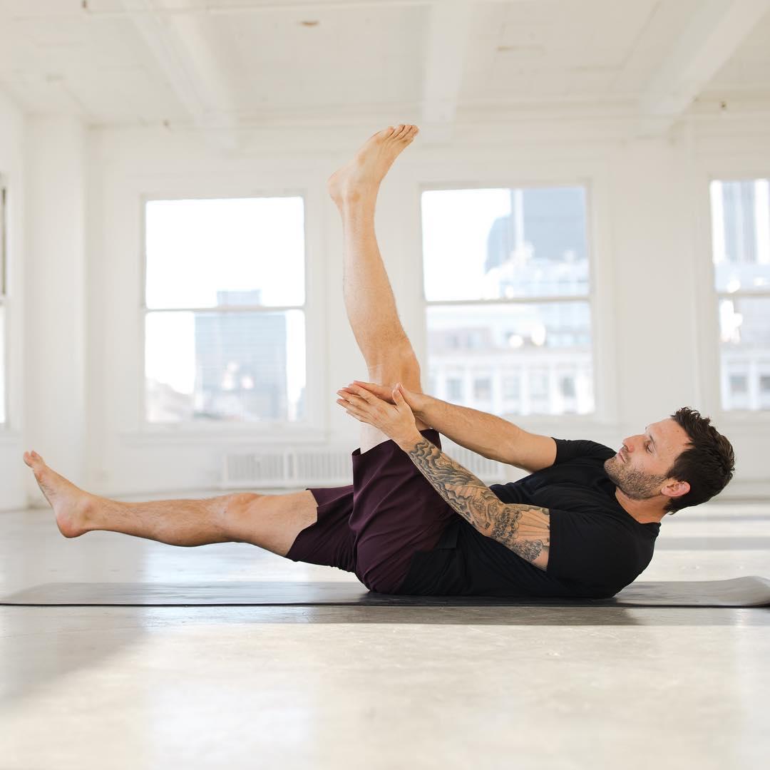Go peep the Ab Attack, new 15min format! - Calvin Corzine Yoga