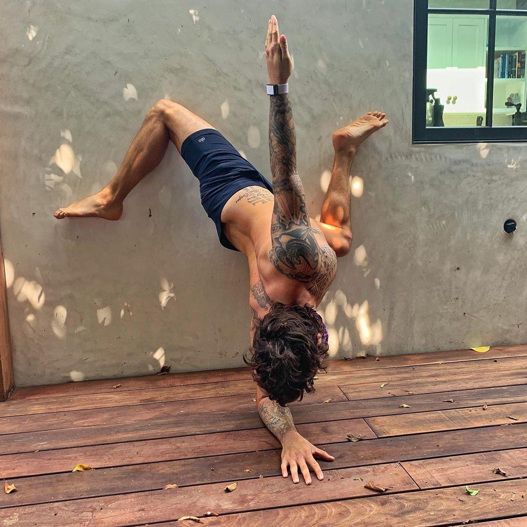 If this year hasn't clarified your priorities, I'm not sure what will - Calvin Corzine Yoga
