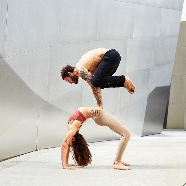 Ashtanga Yoga Adjustements #calvmonster