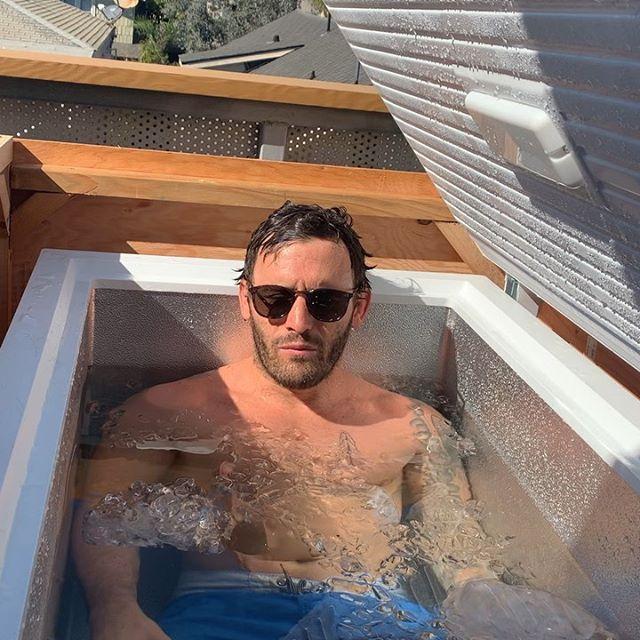 Ice bath rants strike again, come at me - Calvin Corzine Yoga