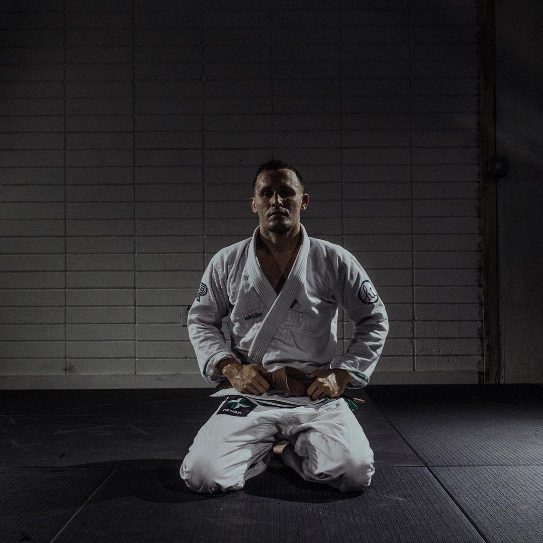 Jiujitsu saves lives - Calvin Corzine Yoga