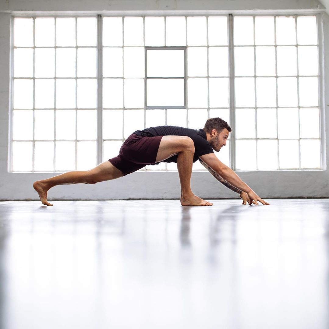 Would this be in your op 10 favorite positions? Is for me - Calvin Corzine Yoga