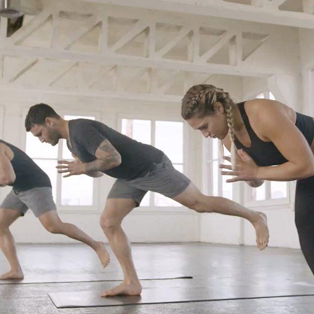 My new Alo Moves program Yoga for Cross Training is up! - Calvin Corzine Yoga