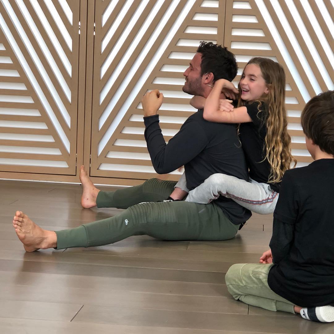 Yoga to Jujitsu, who'd have thought? - Calvin Corzine Yoga