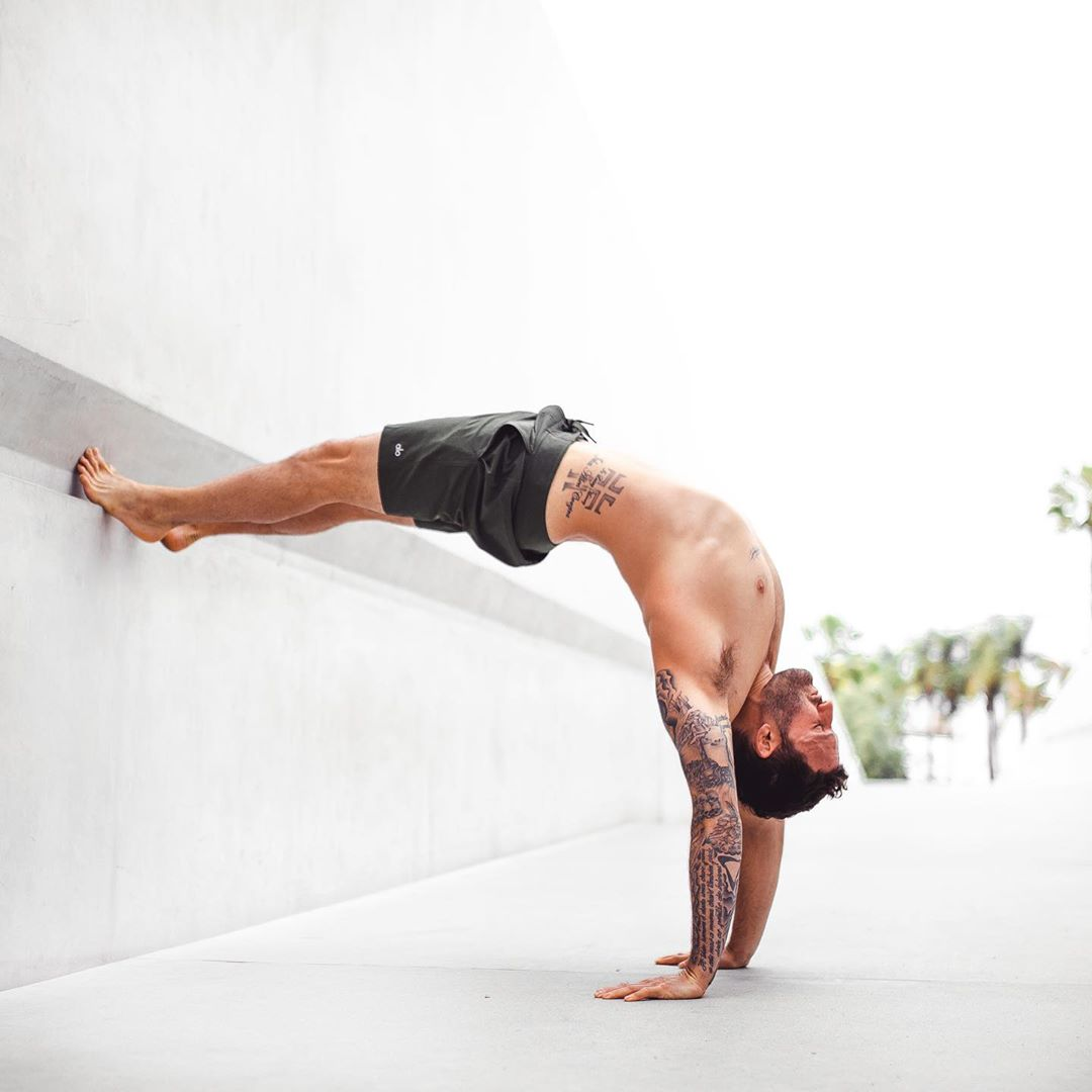 When you are dead, you don't know that you are dead - Calvin Corzine Yoga