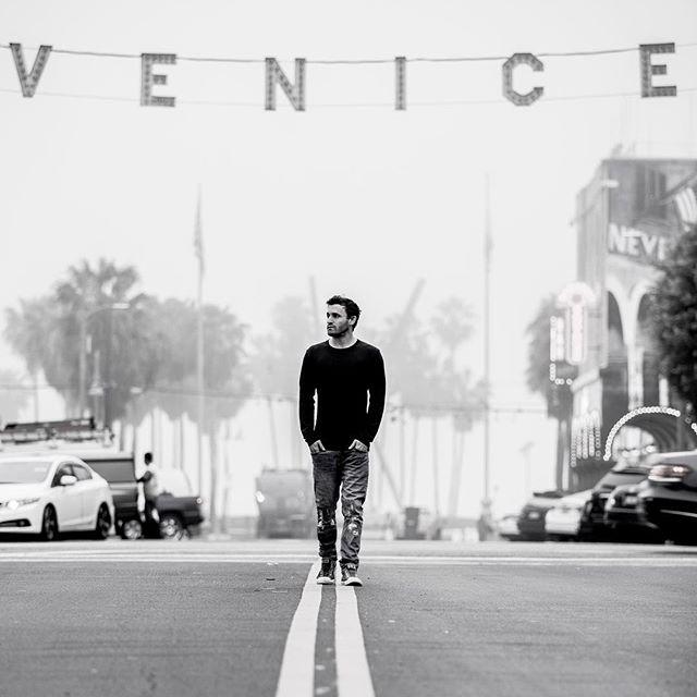 #calvmonster Calvin Corzine #Venice