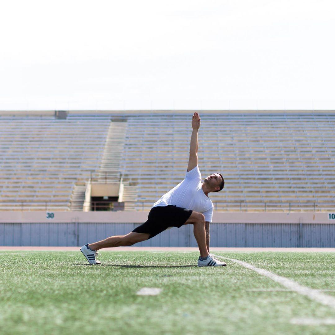 Be brilliant, especially at the basics - Calvin Corzine Yoga