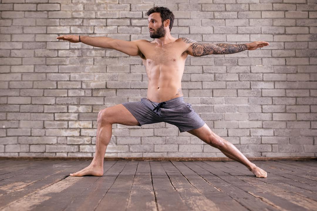 Teach It- Calvin Corzine Yoga