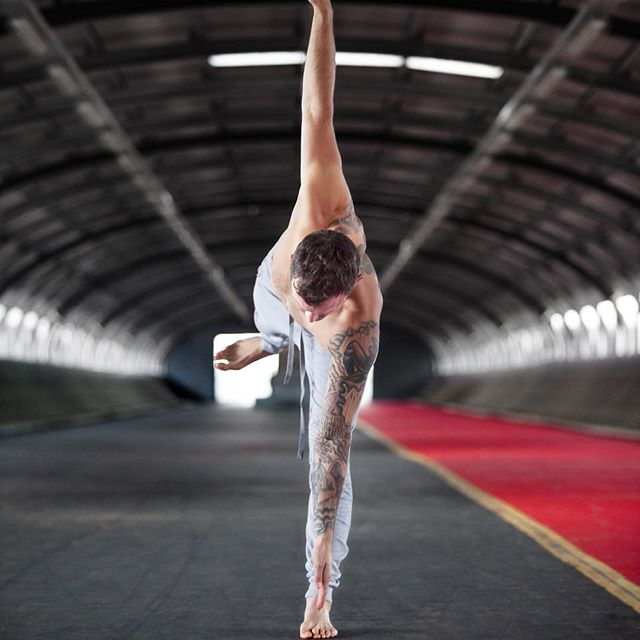 If you love someone, let them go- Calvin Corzine Yoga