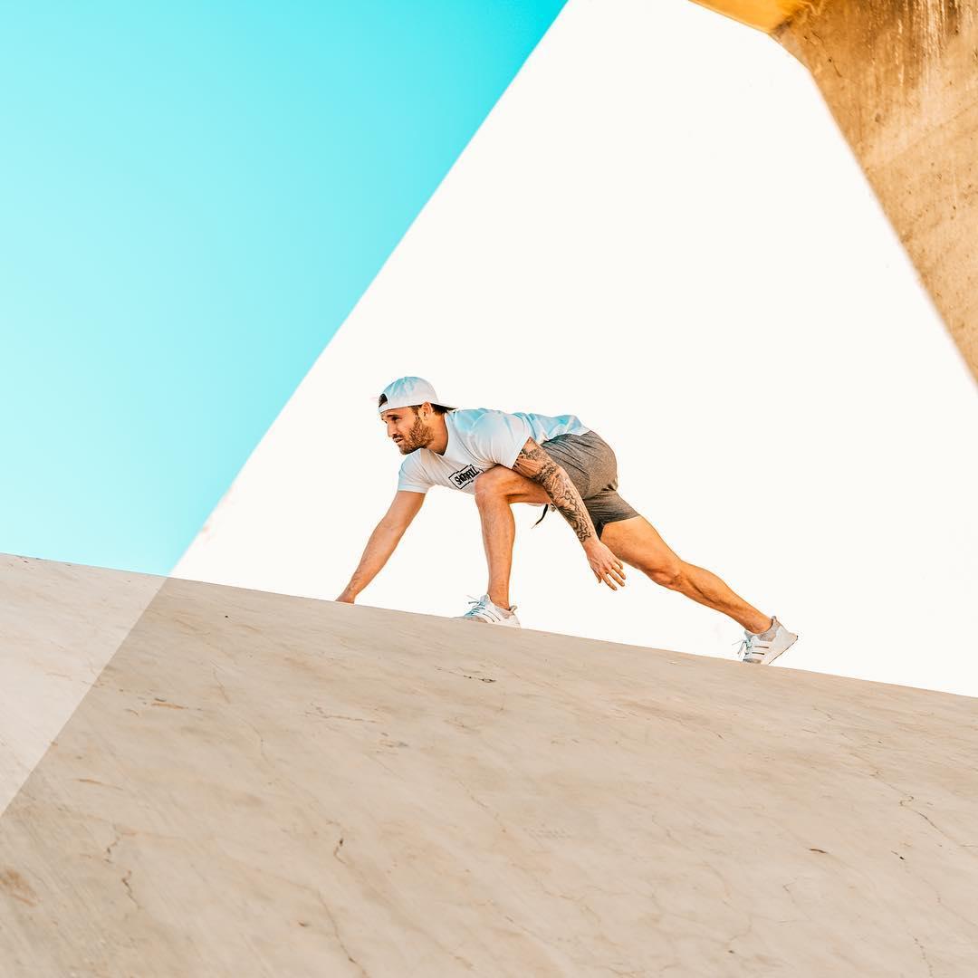 Raceweek training! - Calvin Corzine Yoga
