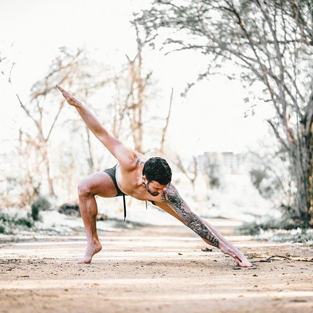 Remember what you used to have and what you have now - Calvin Corzine Yoga