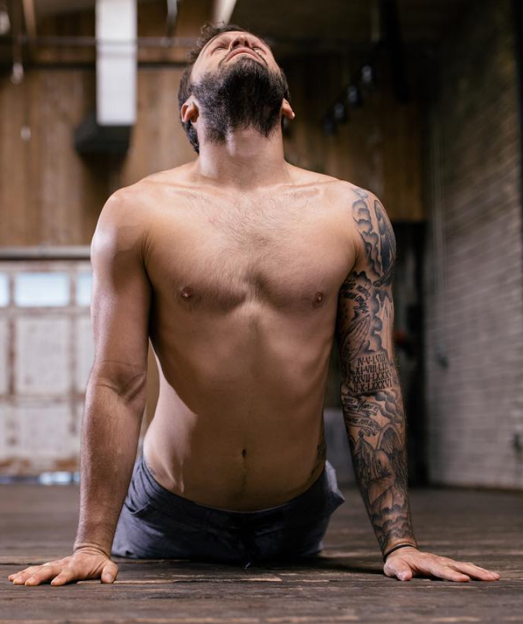 New Alo.Moves Program Calvin Corzine Yoga
