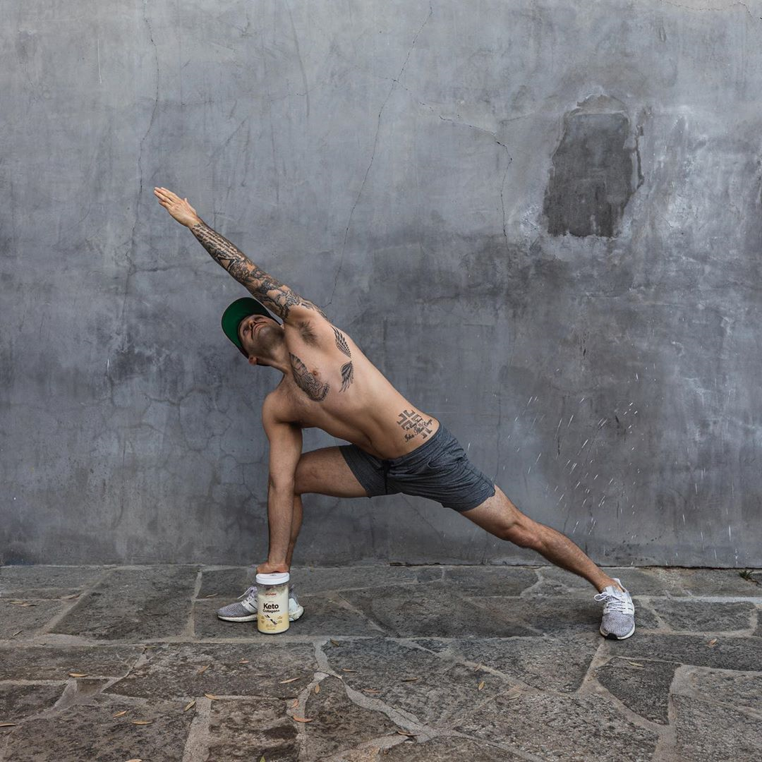 Basic poses are the best poses, MASTER THEM and master your world - Calvin Corzine Yoga